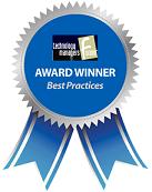 TechForum best practices award winner