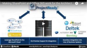 Making SharePoint & Office 365 work for the Architecture, Engineering & Construction