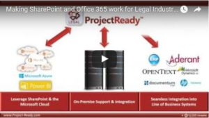 Making SharePoint & Office 365 work for Legal Industries & Departments