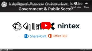 Webcast Video Recordings - Gig Werks - Award Winning SharePoint and